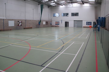 Sports Hall - Slough & Eton College - Slough - 2 - SchoolHire