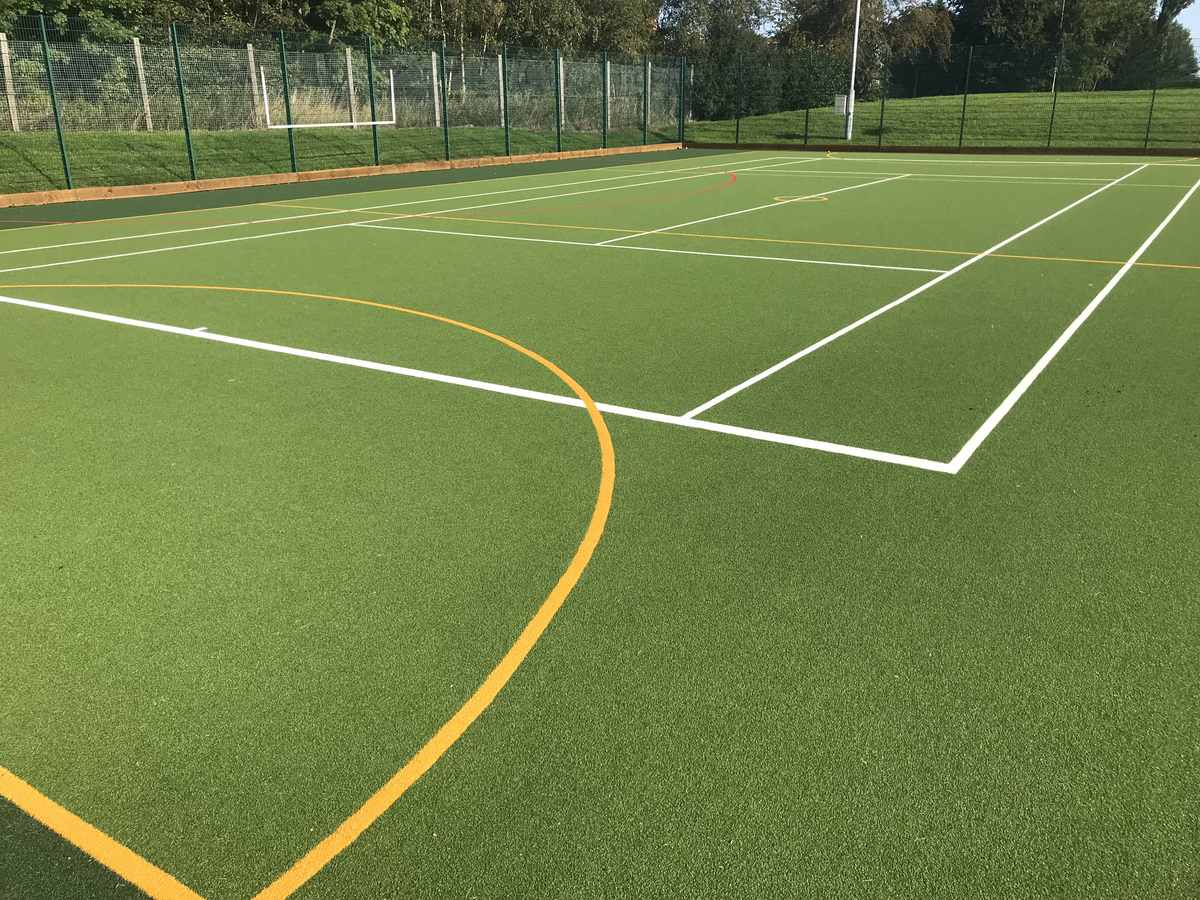 All Weather Pitch - Emmanuel College - Gateshead - 2 - SchoolHire