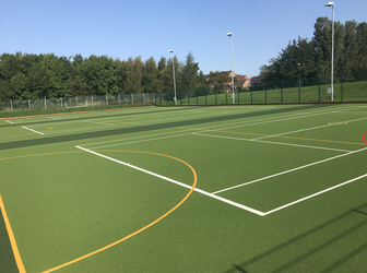 All Weather Pitch - Emmanuel College - Gateshead - 3 - SchoolHire