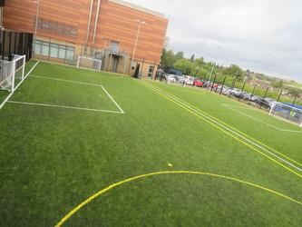 3G Football Pitch - Skinners' Academy - Hackney - 2 - SchoolHire