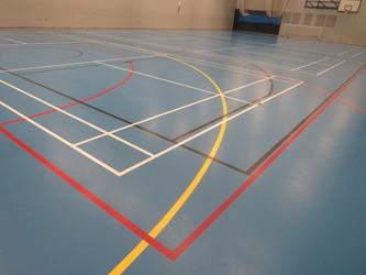 Sports Hall - Skinners' Academy - Hackney - 1 - SchoolHire