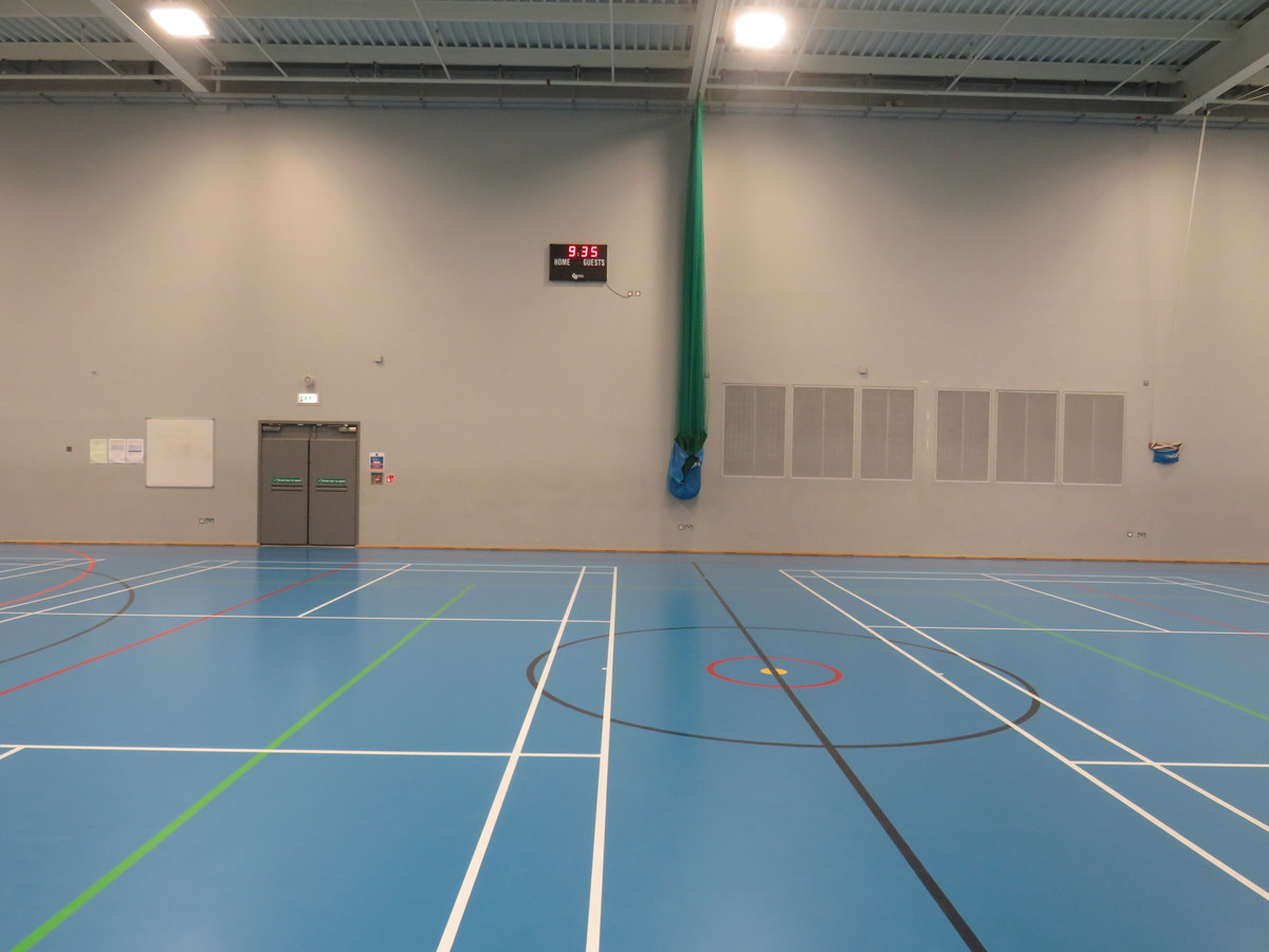 Sports Hall - Skinners' Academy - Hackney - 3 - SchoolHire