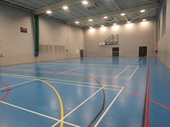 Sports Hall - Skinners' Academy - Hackney - 4 - SchoolHire