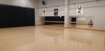 Dance Studio - The Joseph Whitaker School Sports College - Nottinghamshire - 1 - SchoolHire