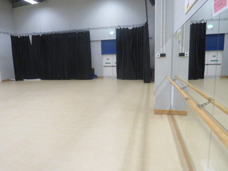 Dance Studio - The Joseph Whitaker School Sports College - Nottinghamshire - 2 - SchoolHire