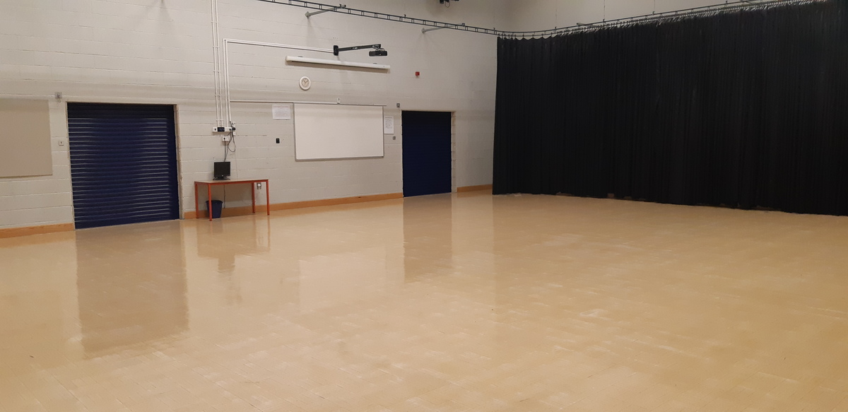 Dance Studio - The Joseph Whitaker School Sports College - Nottinghamshire - 3 - SchoolHire
