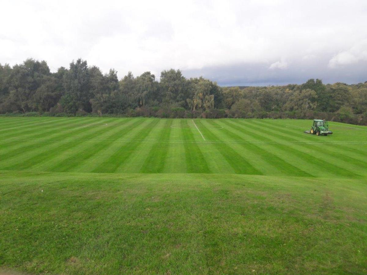 Grass Football Pitch (5x5) - The Joseph Whitaker School Sports College - Nottinghamshire - 1 - SchoolHire