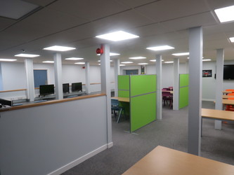 Sixth Form - Quiet Area - The Joseph Whitaker School Sports College - Nottinghamshire - 1 - SchoolHire