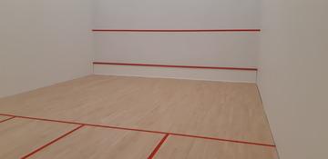 Squash Court 1 - The Joseph Whitaker School Sports College - Nottinghamshire - 1 - SchoolHire