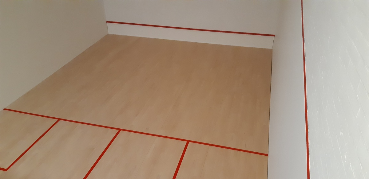 Squash Court 2 - The Joseph Whitaker School Sports College - Nottinghamshire - 3 - SchoolHire