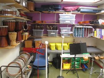 Music Room - Wallace Fields Junior School - Surrey - 3 - SchoolHire