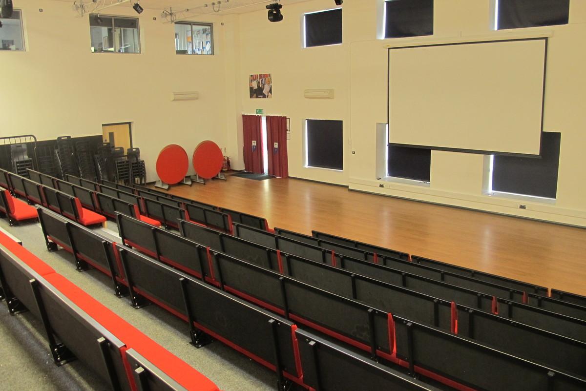 Theatre - Slough & Eton College - Slough - 2 - SchoolHire