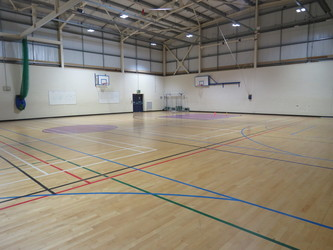 Sports Hall - South Devon College Sports and Fitness - Devon - 3 - SchoolHire