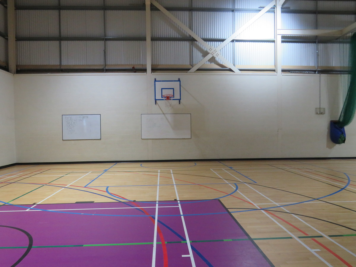 Sports Hall - South Devon College Sports and Fitness - Devon - 4 - SchoolHire