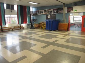 Main Hall - Wallace Fields Junior School - Surrey - 3 - SchoolHire
