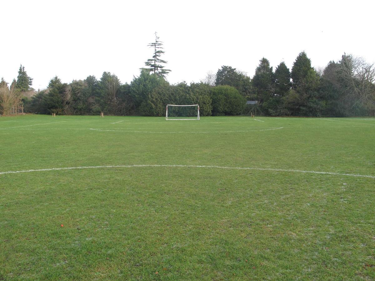 7 a-side grass pitch - Wallace Fields Junior School - Surrey - 1 - SchoolHire