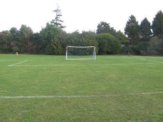 7 a-side grass pitch - Wallace Fields Junior School - Surrey - 3 - SchoolHire