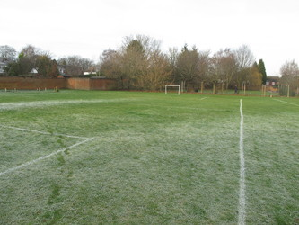5 a-side grass pitch - Wallace Fields Junior School - Surrey - 1 - SchoolHire