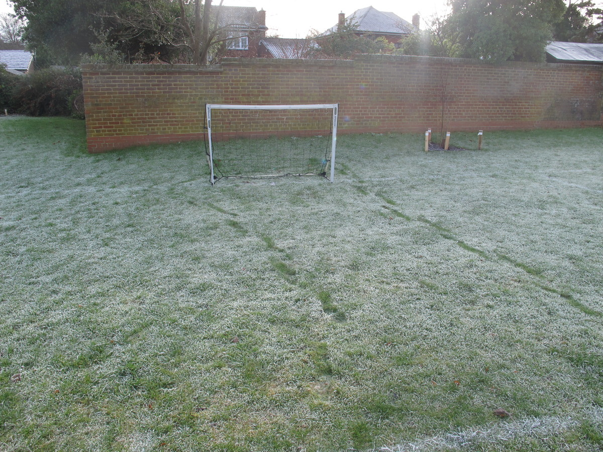 5 a-side grass pitch - Wallace Fields Junior School - Surrey - 2 - SchoolHire
