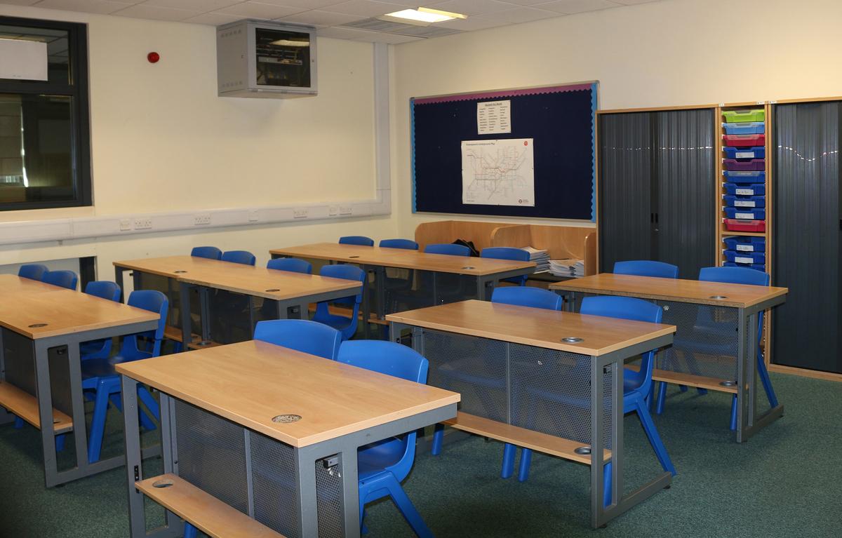 Classrooms - Standard - Trinity Academy - Doncaster - 3 - SchoolHire
