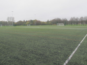 3G Football Pitch - The Mountbatten School - Hampshire - 3 - SchoolHire