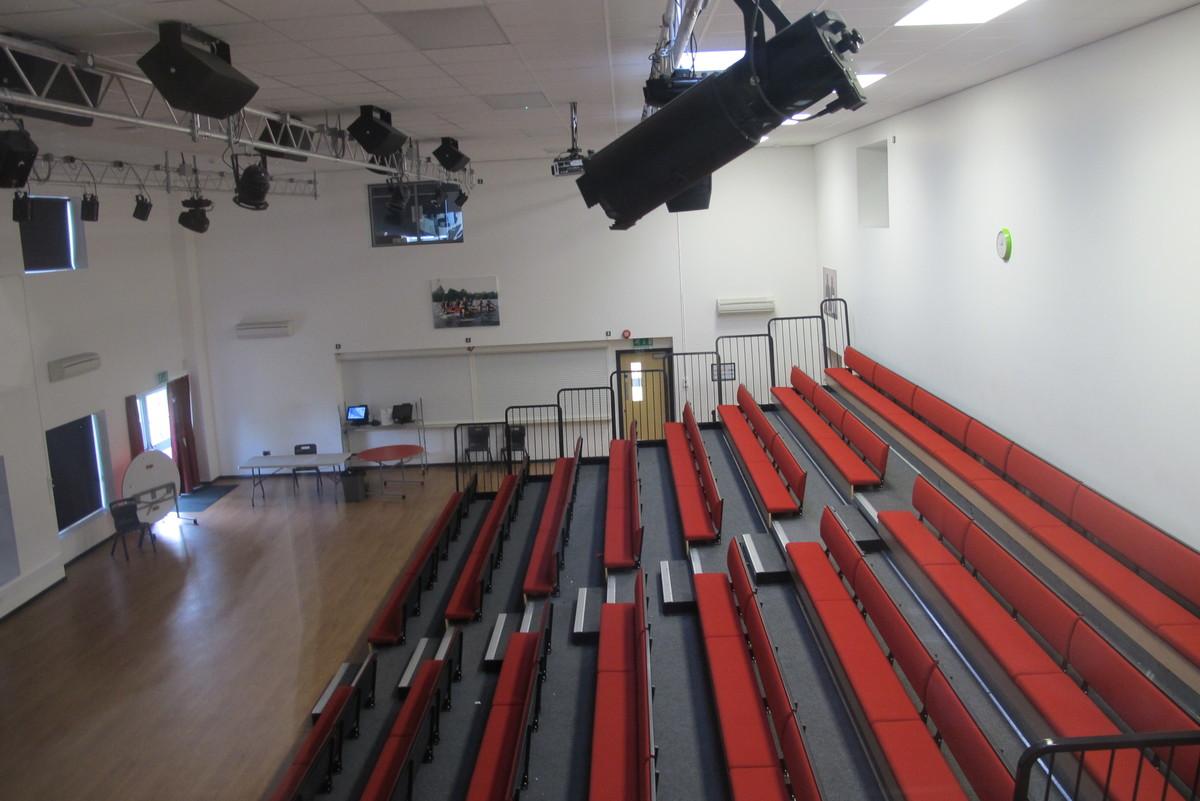 Theatre - Slough & Eton College - Slough - 4 - SchoolHire