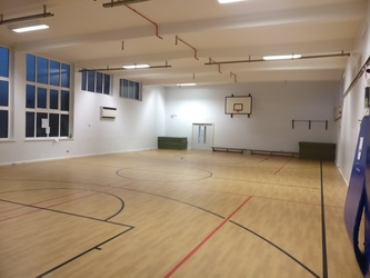 Sports Hall 2 - Merchants of Fitness @ OLSC - Wolverhampton - 2 - SchoolHire
