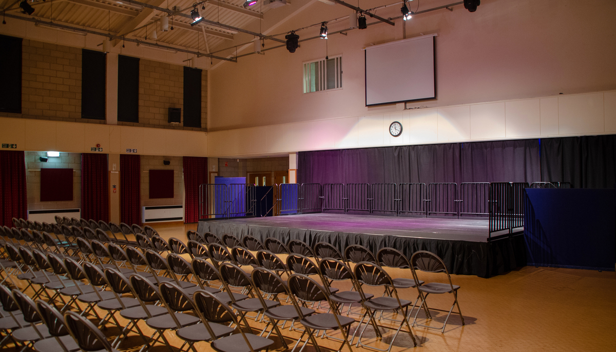 Main Hall - Emmanuel College - Gateshead - 1 - SchoolHire