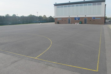 Netball Court - Slough & Eton College - Slough - 2 - SchoolHire