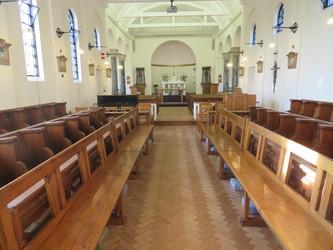 Chapel - St Augustine's Priory - Ealing - 1 - SchoolHire