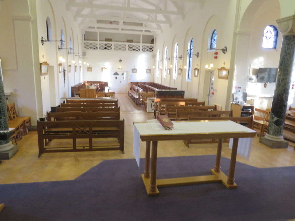 Chapel - St Augustine's Priory - Ealing - 4 - SchoolHire