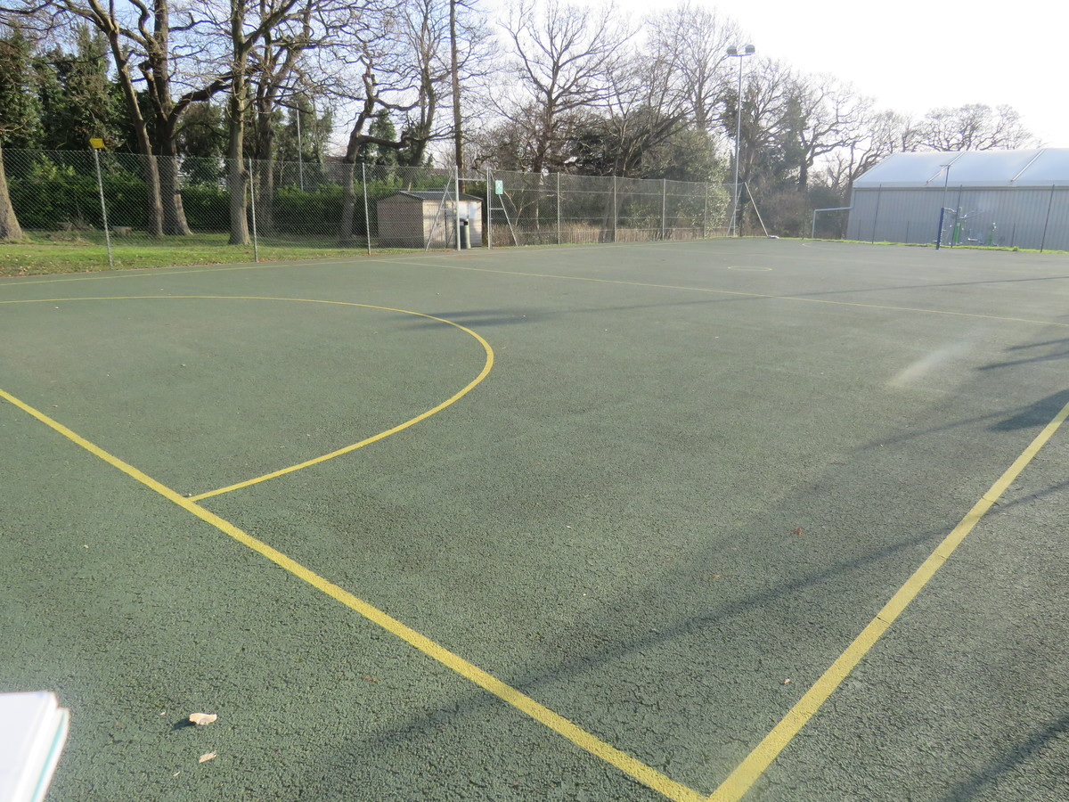 Netball Court - St Augustine's Priory - Ealing - 1 - SchoolHire