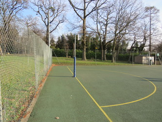 Netball Court - St Augustine's Priory - Ealing - 2 - SchoolHire