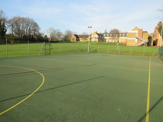 Netball Court - St Augustine's Priory - Ealing - 3 - SchoolHire