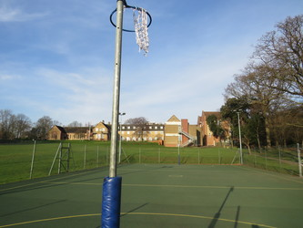 Netball Court - St Augustine's Priory - Ealing - 4 - SchoolHire