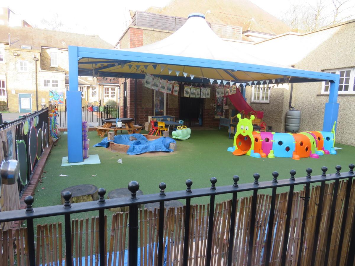 Prep Playground - St Augustine's Priory - Ealing - 2 - SchoolHire