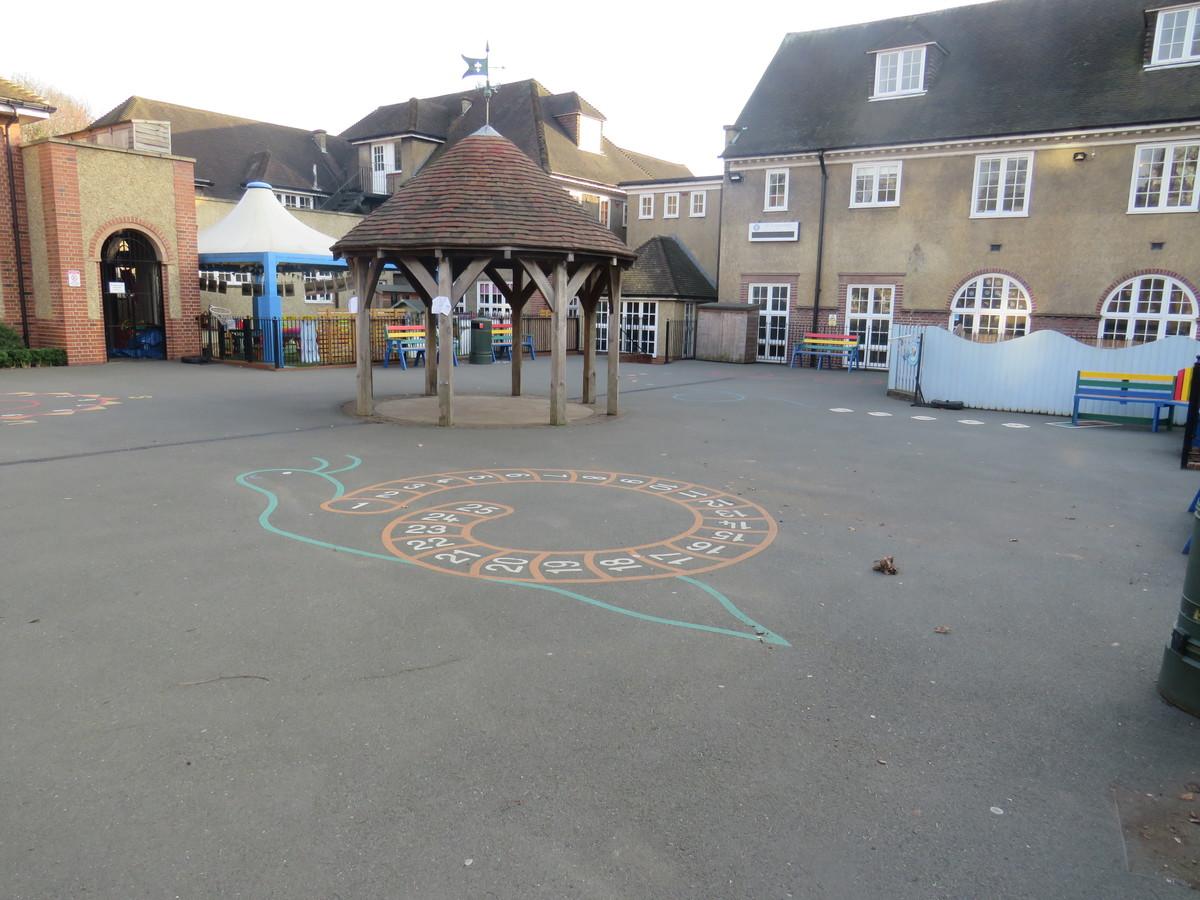 Prep Playground - St Augustine's Priory - Ealing - 4 - SchoolHire