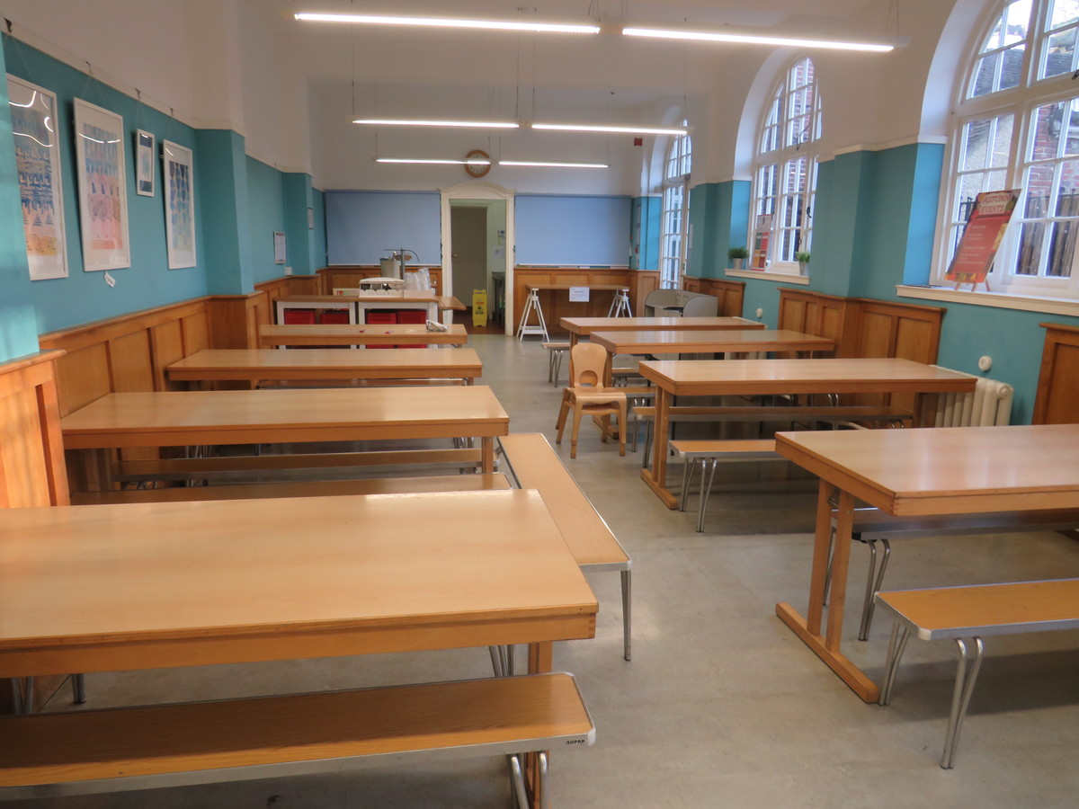 Pupils Refectory - St Augustine's Priory - Ealing - 1 - SchoolHire