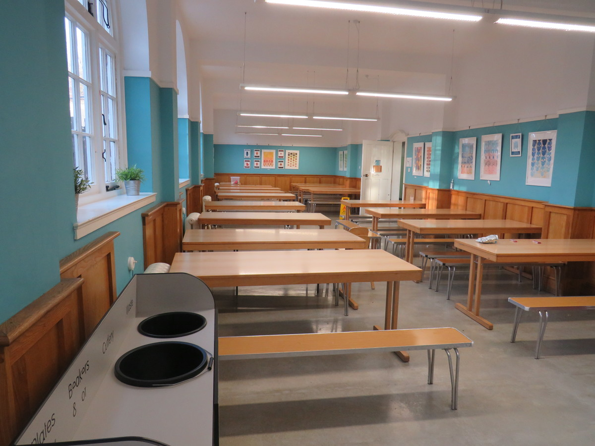 Pupils Refectory - St Augustine's Priory - Ealing - 3 - SchoolHire