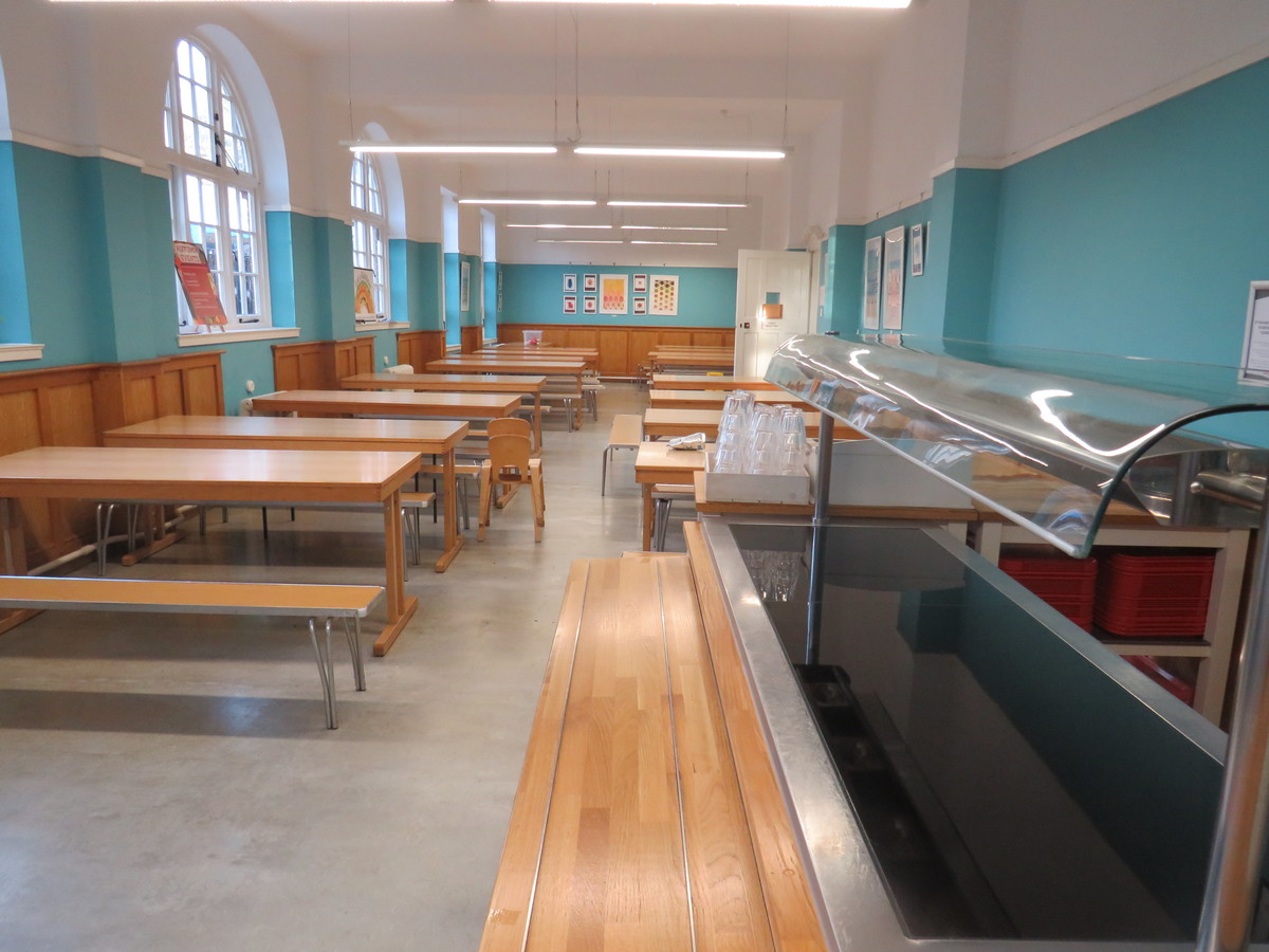 Pupils Refectory - St Augustine's Priory - Ealing - 4 - SchoolHire