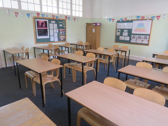 Senior Classrooms - St Augustine's Priory - Ealing - 1 - SchoolHire
