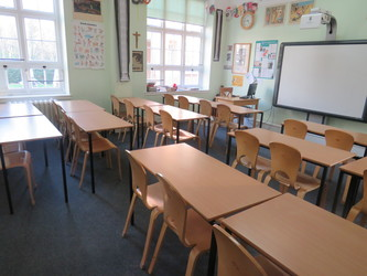 Senior Classrooms - St Augustine's Priory - Ealing - 3 - SchoolHire