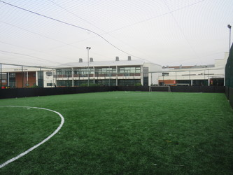 3G Football Pitch - Madani Schools Federation - Leicestershire - 1 - SchoolHire