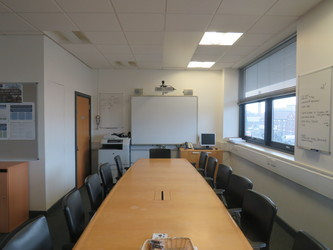 Conference Room - Madani Schools Federation - Leicestershire - 2 - SchoolHire