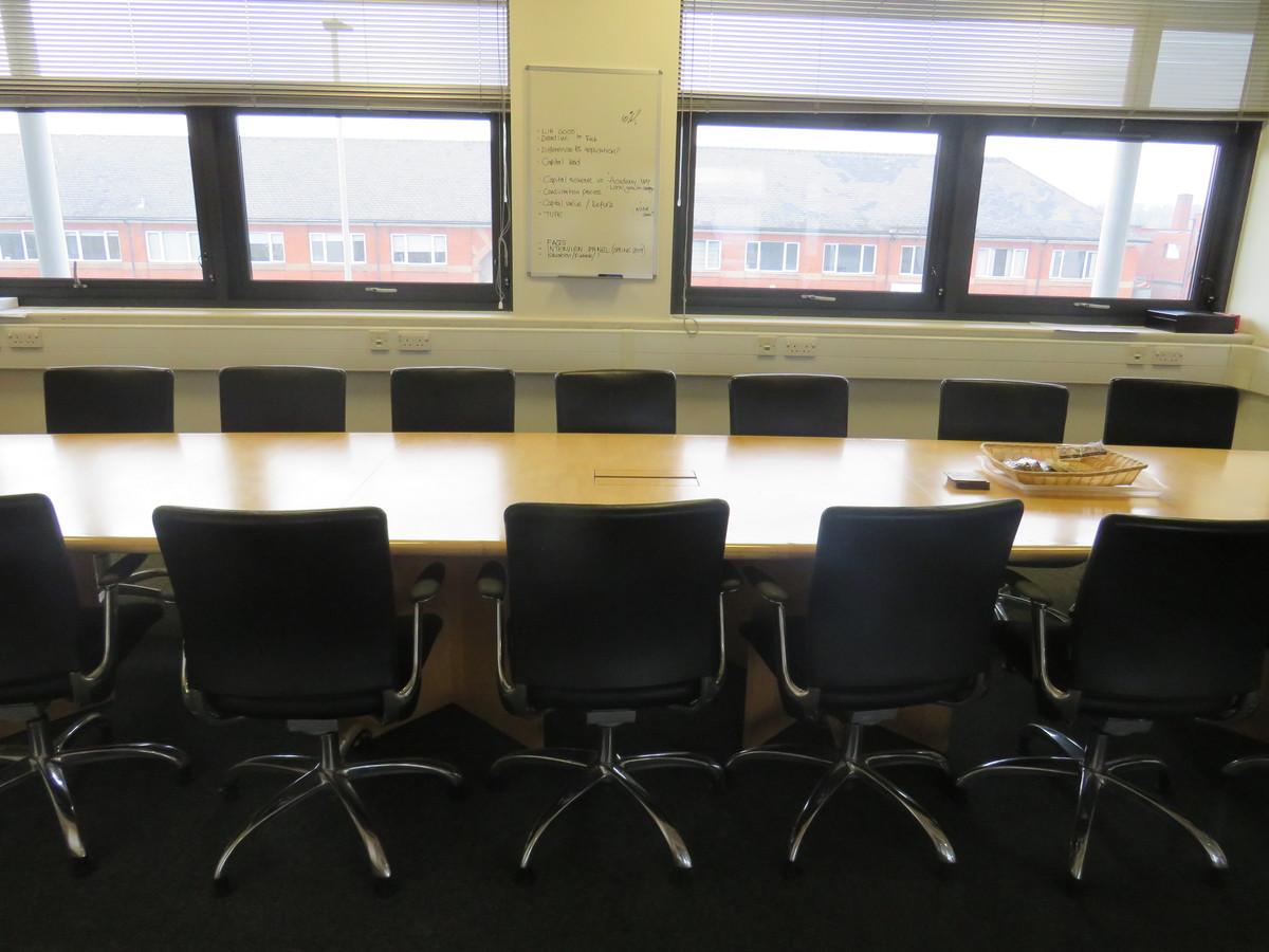 Conference Room - Madani Schools Federation - Leicestershire - 3 - SchoolHire