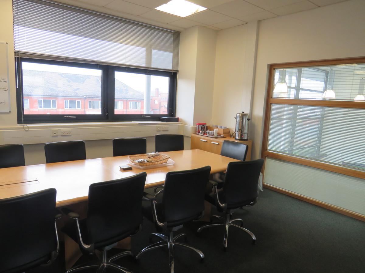 Conference Room - Madani Schools Federation - Leicestershire - 4 - SchoolHire