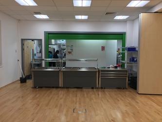Kitchen - Krishna Avanti (Croydon) Primary School - Croydon - 1 - SchoolHire