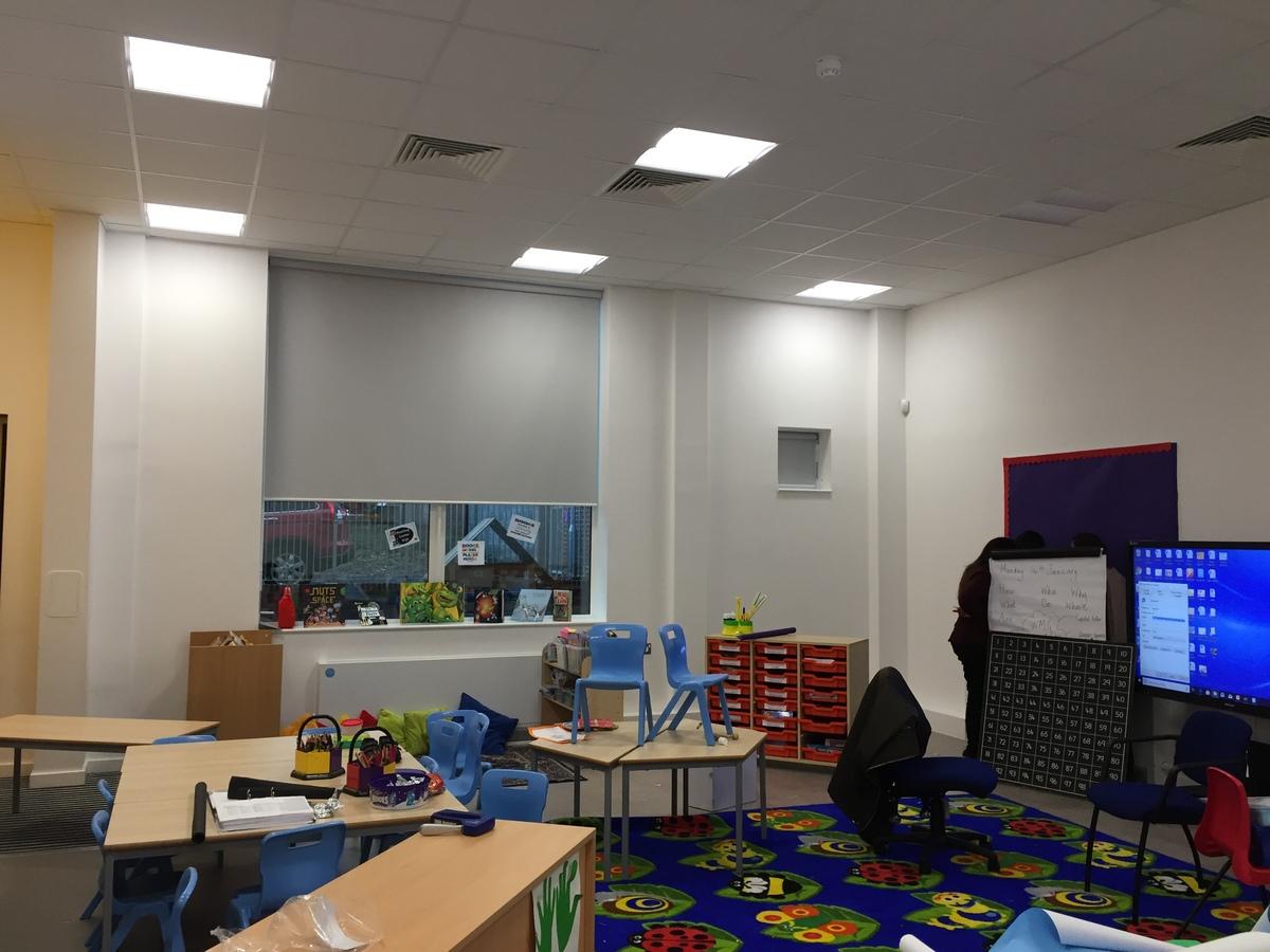Classrooms - Junior - Krishna Avanti (Croydon) Primary School - Croydon - 3 - SchoolHire