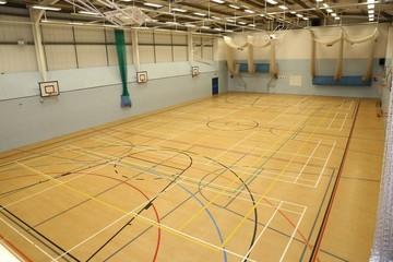Sports Hall (BRC) - Paignton Academy - Devon - 1 - SchoolHire