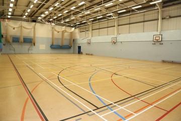 Sports Hall (BRC) - Paignton Academy - Devon - 3 - SchoolHire